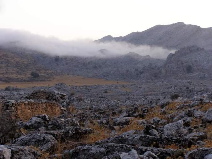 Sierra del Oreganal