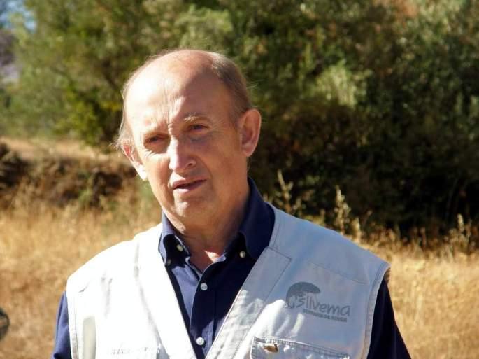 """Francisco Marín Bustamante, nuestro amigo Paco Marín, """"el Artista de la Naturaleza"""""""
