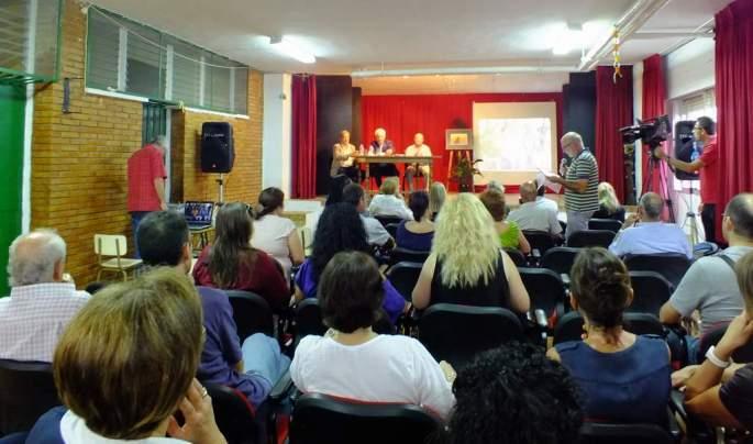 Reunion en Ronda para organizar homenaje a Paco Marin