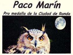 Homenaje Paco Marin Ronda Oct13, 05