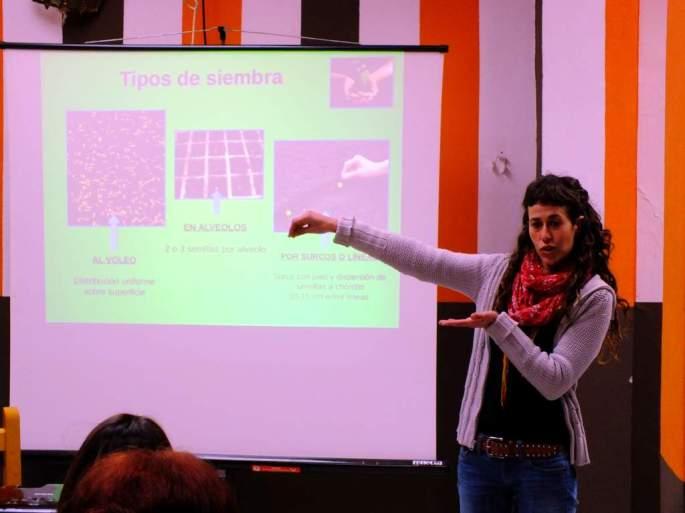 Curso Manejo Huerto Ecologico 2014, 2