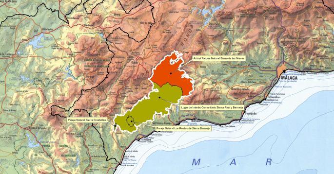 Nuestra propuesta de Parque Nacional