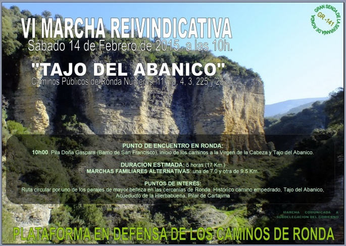 20150208 MARCHA TAJO ABANICO, 12