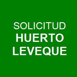Solicitud Huerto Leveque Bot